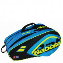 BABOLAT CLUB PADEL RACKET HOLDER WTP BLACK / BLUE