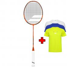 BABOLAT SMU S-SERIES 700 ORANGE + bonus TRIČKO